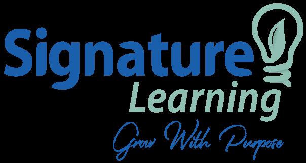 Signature Learning Logo